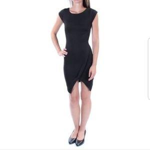 Bar III Ribbed Envelope Dress